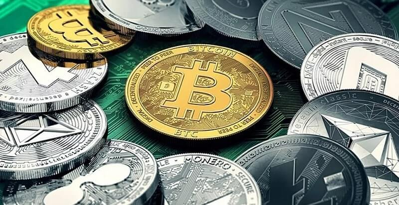 Tyoes of Cryptocurrencies