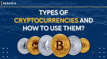 Types Of Cryptocurrencies and How To Use Them