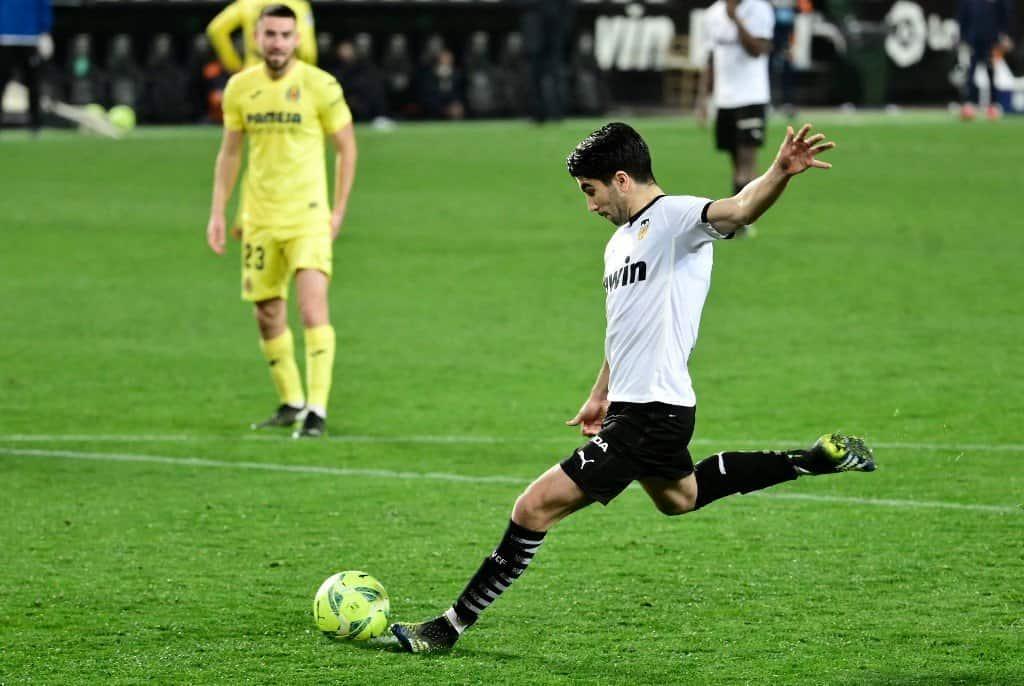 Carlos Soler - Valencia CF