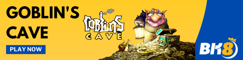 JOIN NOW - Goblins Cave Slot