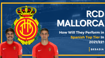 RCD Mallorca – How Will They Perform in Spanish Top Tier In 202122