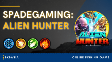 The Latest Online Fishing Game by SpadeGaming Alien Hunter